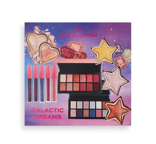 I Heart Revolution Galactic Dreams Gift Set