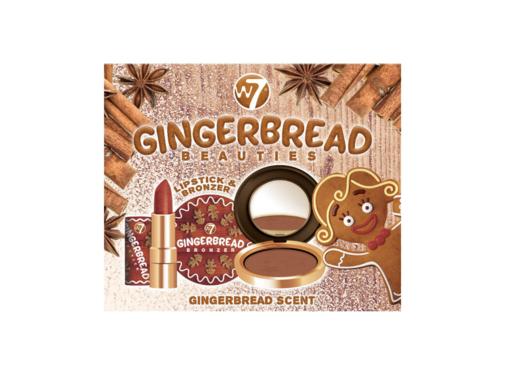 W7 Make-Up Gingerbread Beauties Gift Set