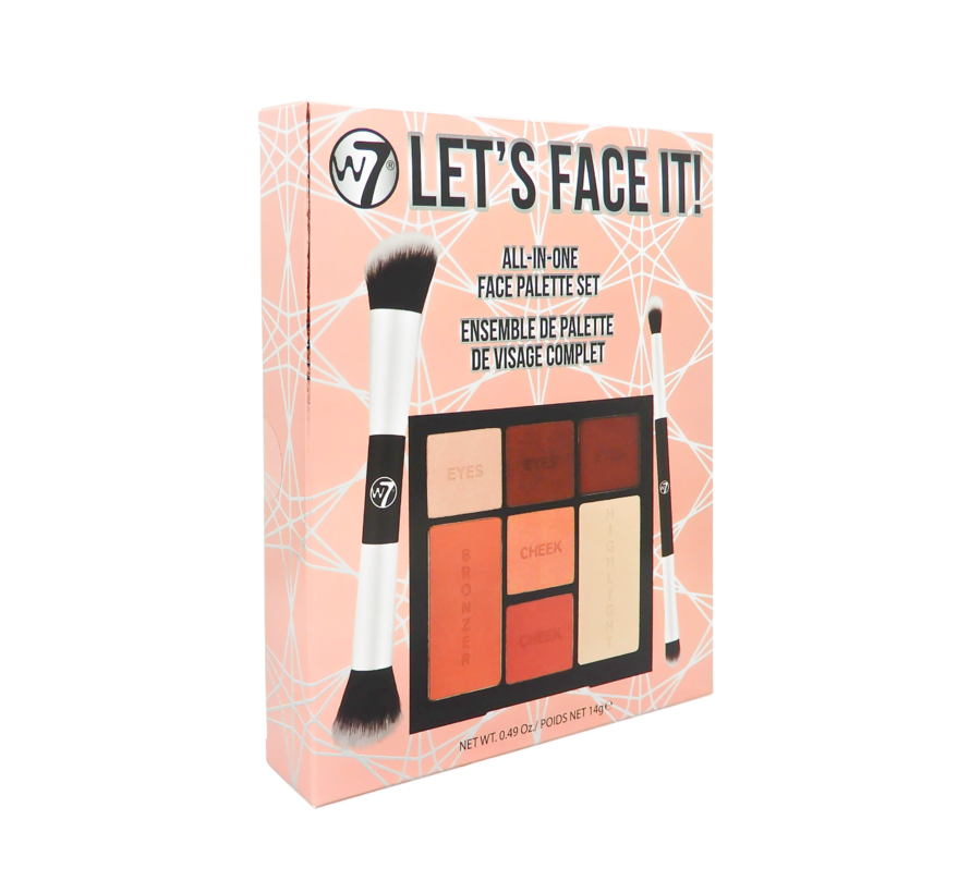 Let's Face It! Gift Set