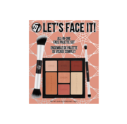W7 Make-Up Let's Face It! Gift Set