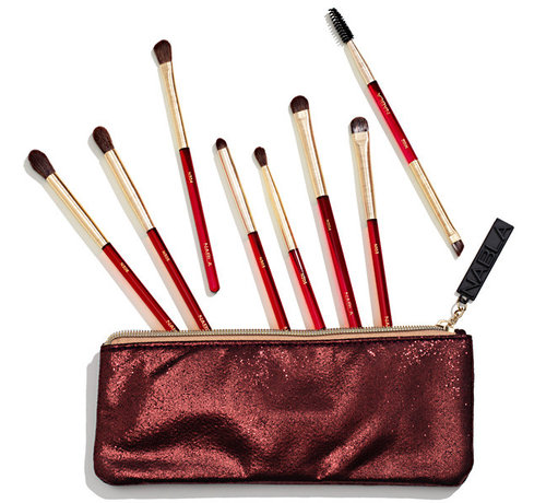 NABLA Ruby Complete Brush Set