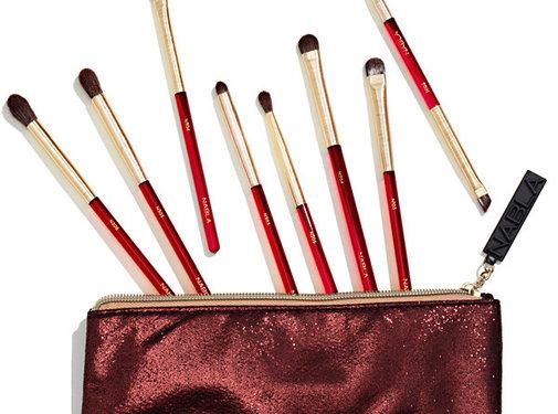 NABLA Ruby Complete Brush Set