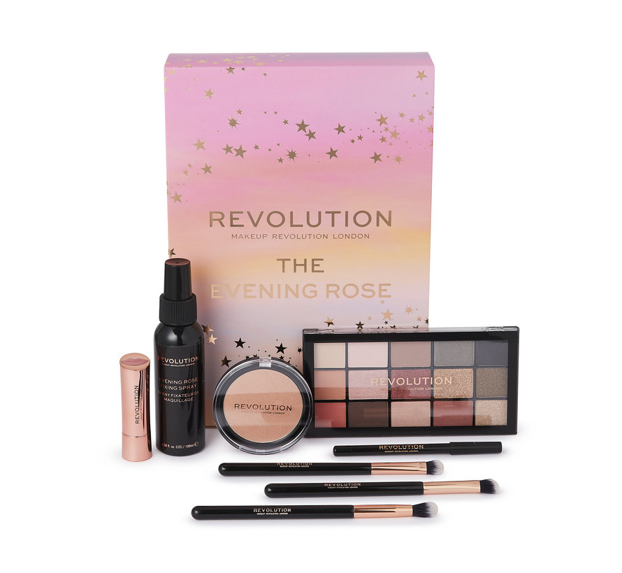 The Evening Rose Gift Set