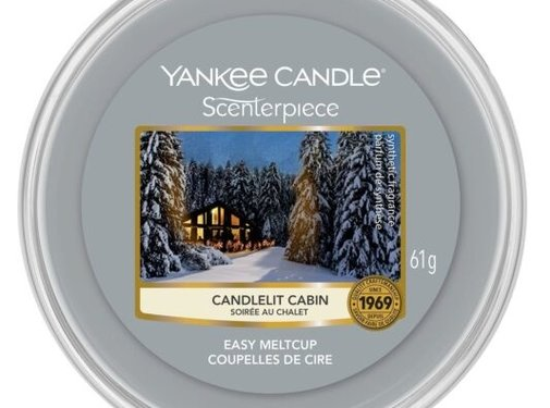Yankee Candle Candlelit Cabin - Scenterpiece