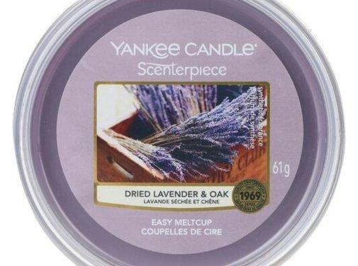 Yankee Candle Dried Lavender & Oak - Scenterpiece
