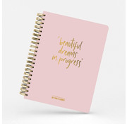 Studio Stationery Planner - My Pink Planner Beautiful Dreams