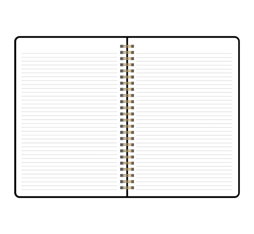 My Black Notebook Imagine