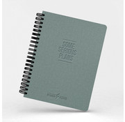 Studio Stationery Planner - My Green Planner Serious Plans
