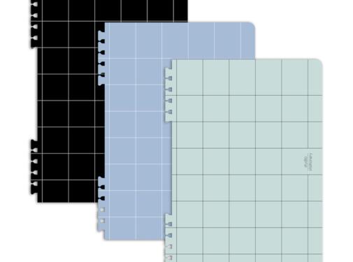 Studio Stationery Design Tabs Pure & Basic