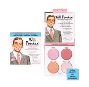 theBalm Clean & Green Will Powder Blush Quad