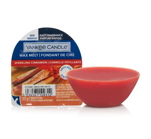 Yankee Candle Sparkling Cinnamon - Tart