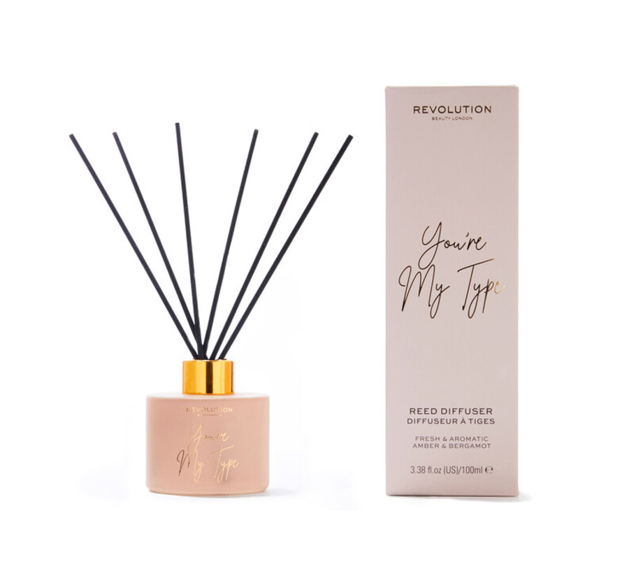 Reed Diffuser - You Are My Type