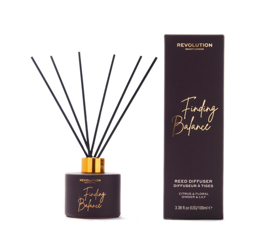 Reed Diffuser - Finding Balance
