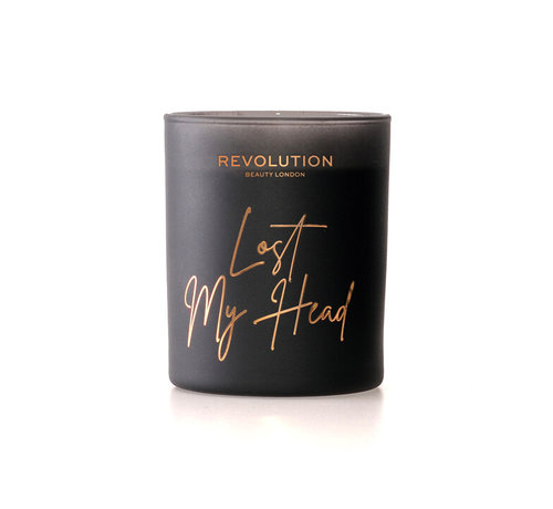 Makeup Revolution Scented Candle - Lost My Head