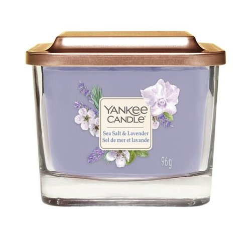 Yankee Candle Sea Salt & Lavender - Small Vessel