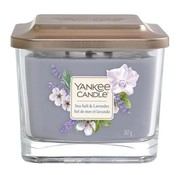 Yankee Candle Sea Salt & Lavender - Medium Vessel