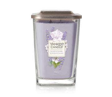 Yankee Candle Sea Salt & Lavender - Large Vessel