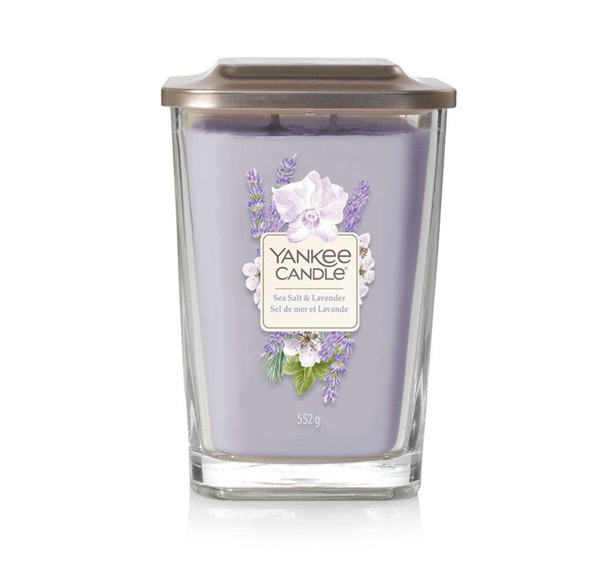 Sea Salt & Lavender - Large Vessel
