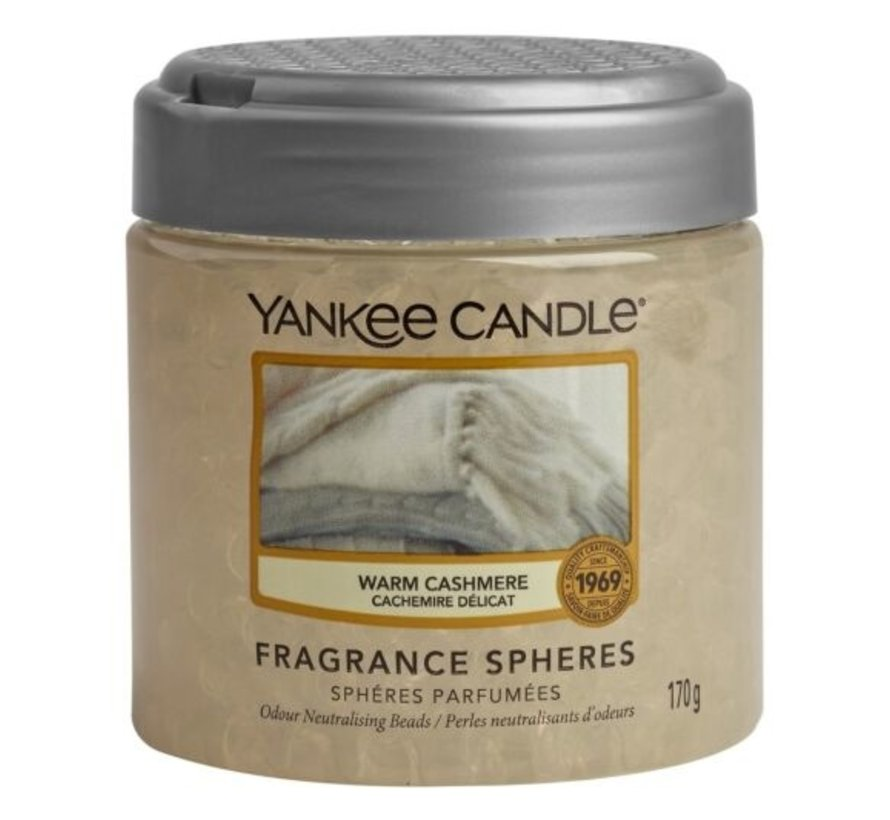 Warm Cashmere - Fragrance Spheres