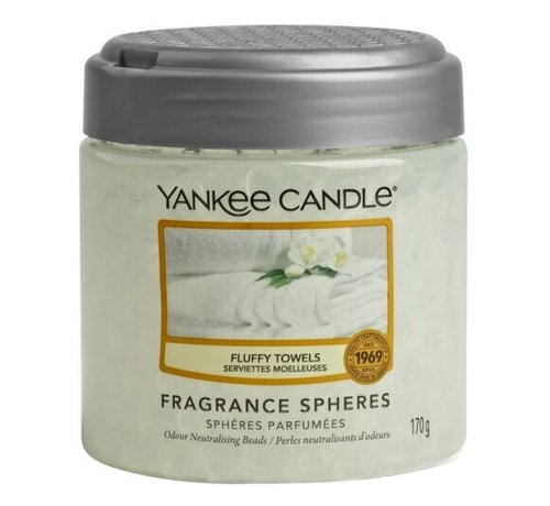 Yankee Candle Fluffy Towels - Fragrance Spheres