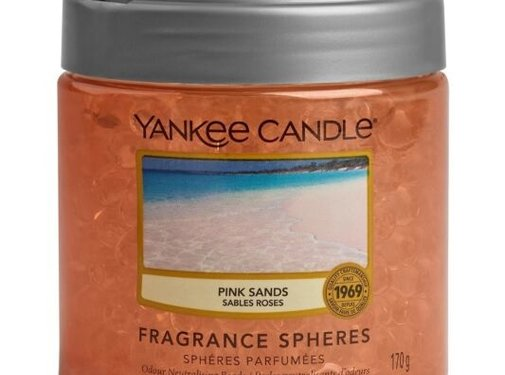 Yankee Candle Pink Sands - Fragrance Spheres