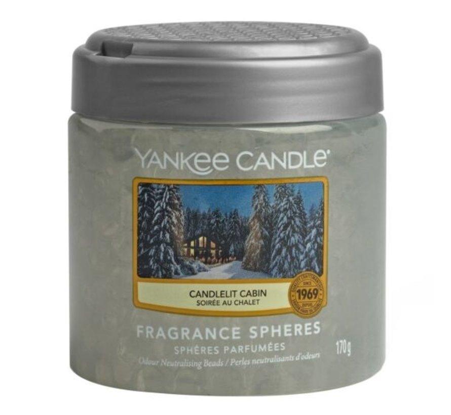 Candlelit Cabin - Fragrance Spheres