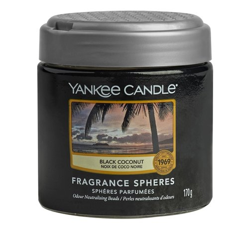 Yankee Candle Black Coconut - Fragrance Spheres