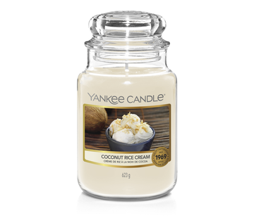 Yankee Candle Coconut Rice Cream - Large Jar