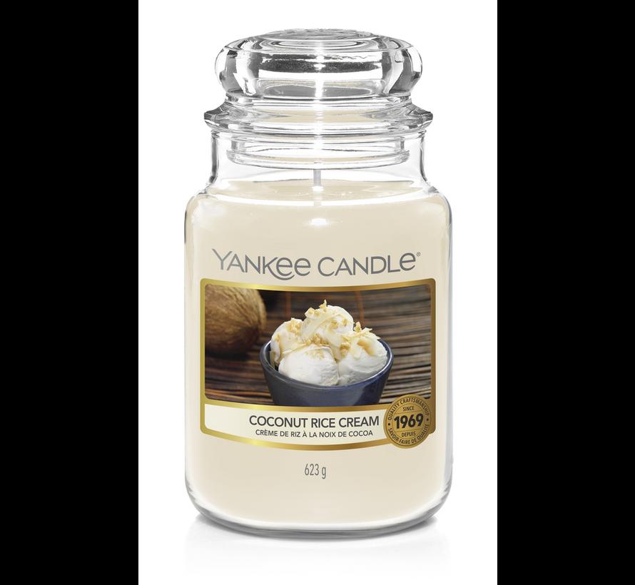 Coconut Rice Cream - Large Jar