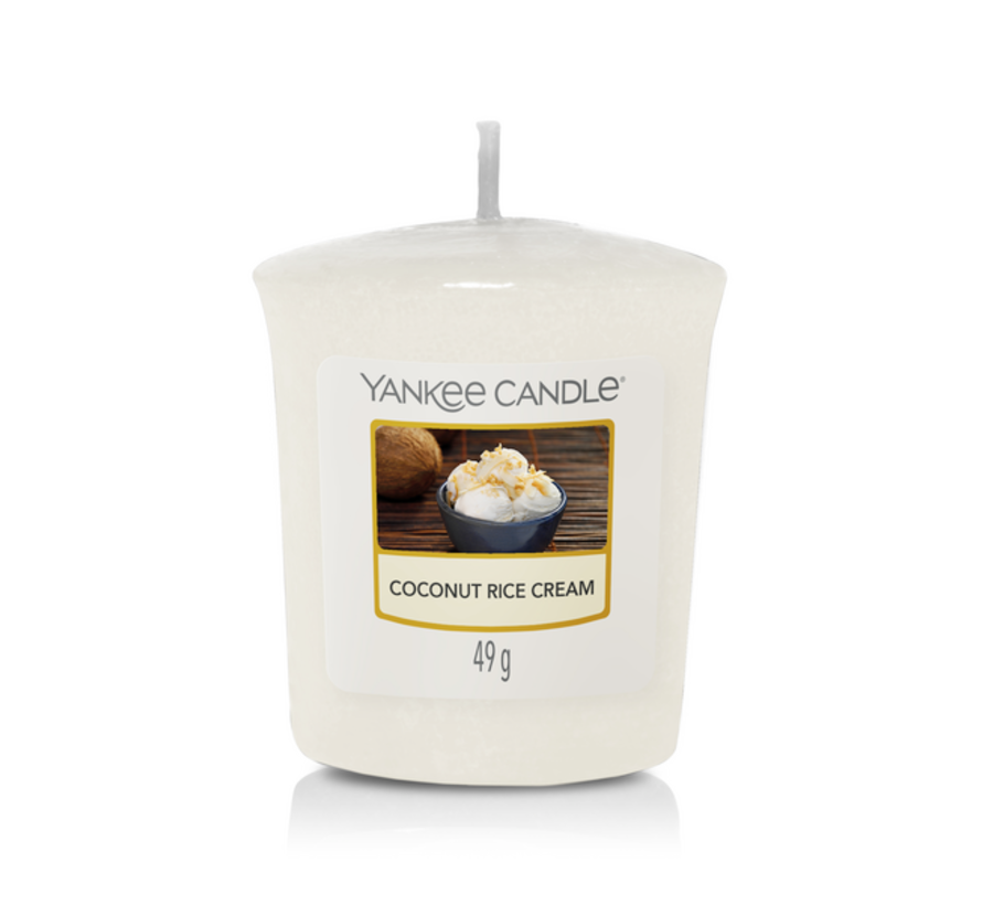 Coconut Rice Cream - Votive