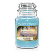 Yankee Candle Beach Escape - Large Jar