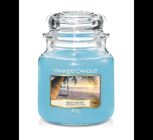 Yankee Candle Beach Escape - Medium Jar