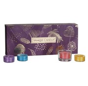 Yankee Candle The Last Paradise 10 Tea Lights & 1 Holder Gift Set