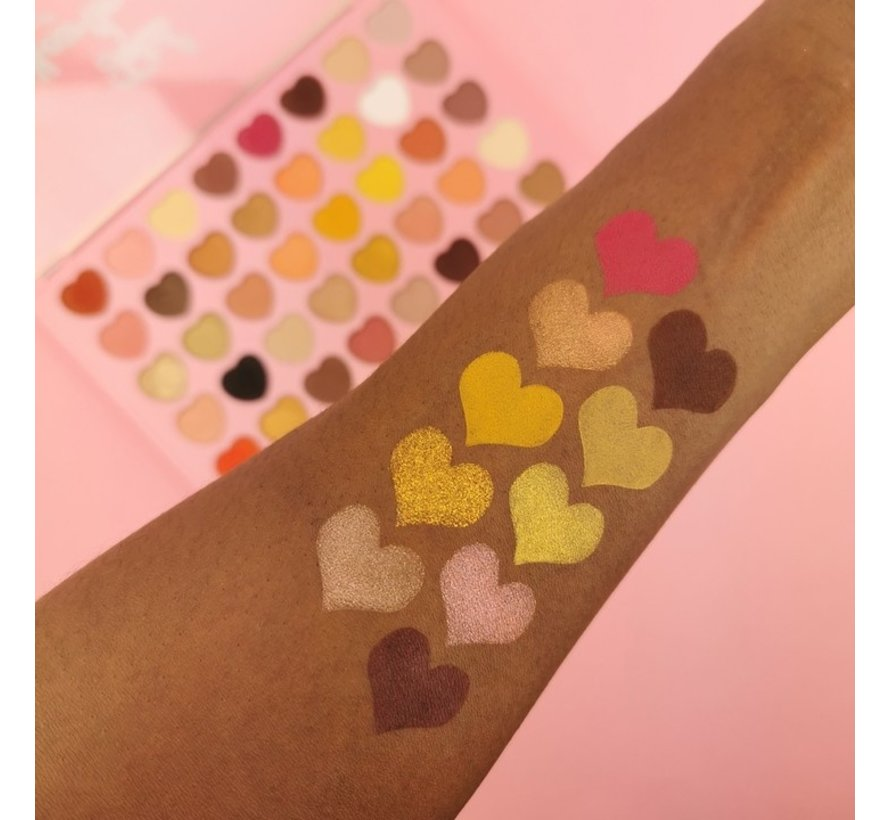 Total Heartbreaker Eyeshadow Palette