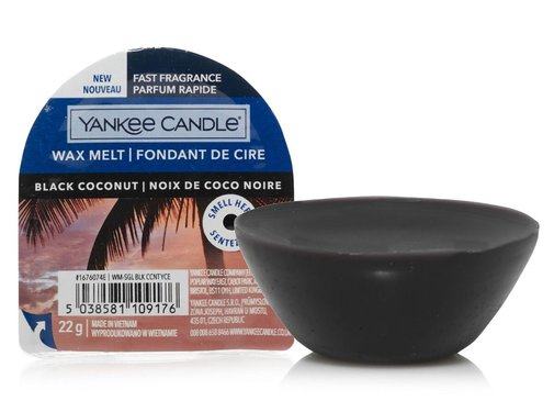 Yankee Candle Black Coconut - Tart