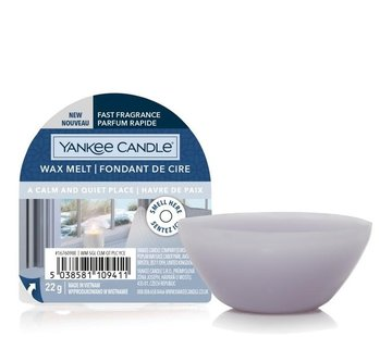 Yankee Candle A Calm & Quiet Place - Tart