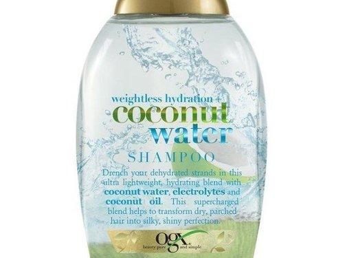 OGX (Organix) Weightless Hydration Coconut Water Shampoo