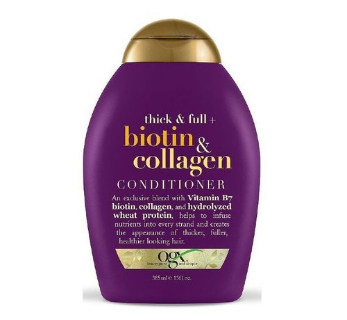 OGX (Organix) Thick & Full Biotin and Collagen Conditioner