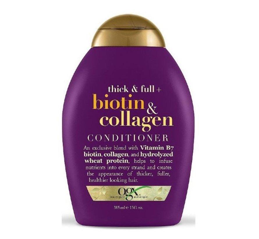 Thick & Full Biotin and Collagen Conditioner