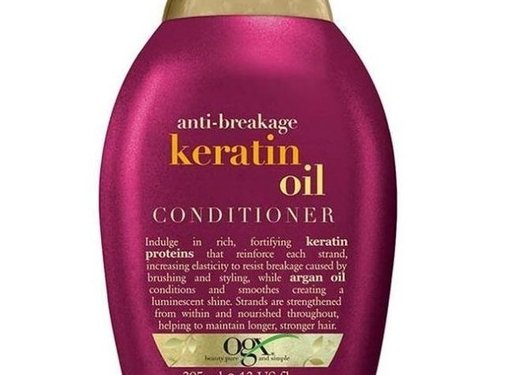 OGX (Organix) Anti Breakage Keratin Oil Conditioner