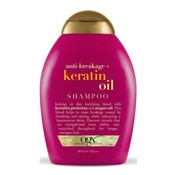 OGX (Organix) Anti Breakage Keratin Oil Shampoo