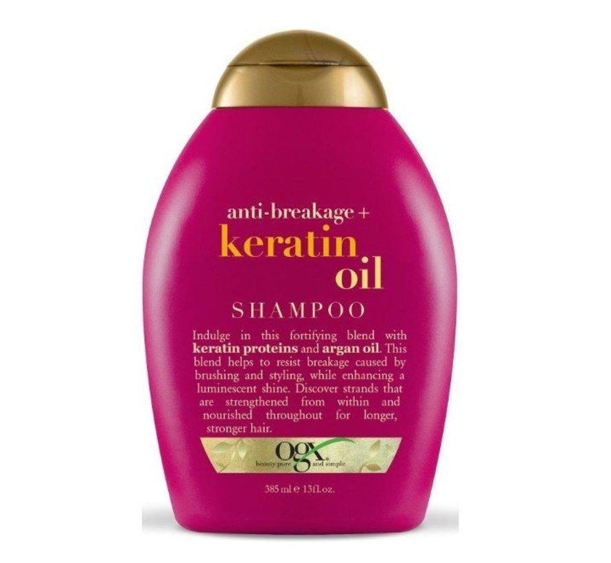 Anti Breakage Keratin Oil Shampoo