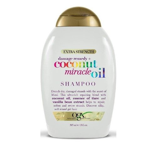 OGX (Organix) Extra Strength Coconut Miracle Oil Shampoo