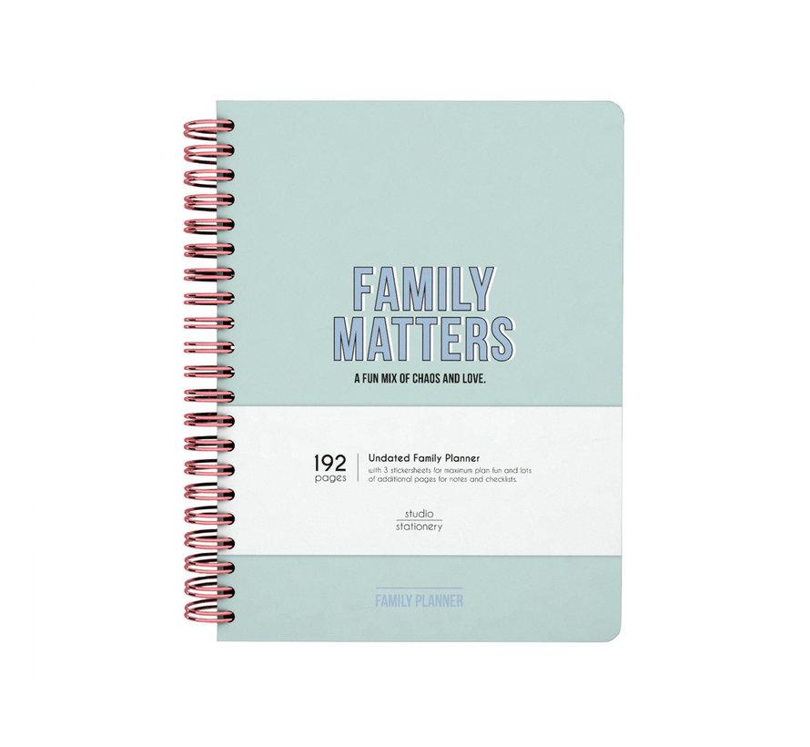 Planner - Family Planner