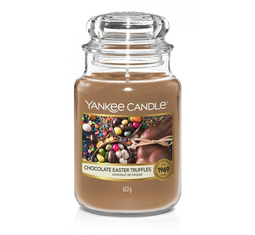 Yankee Candle Chocolate Easter Truffles - Special Large Jar