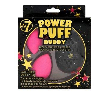 W7 Make-Up Power Puff Sponges - Buddy Set