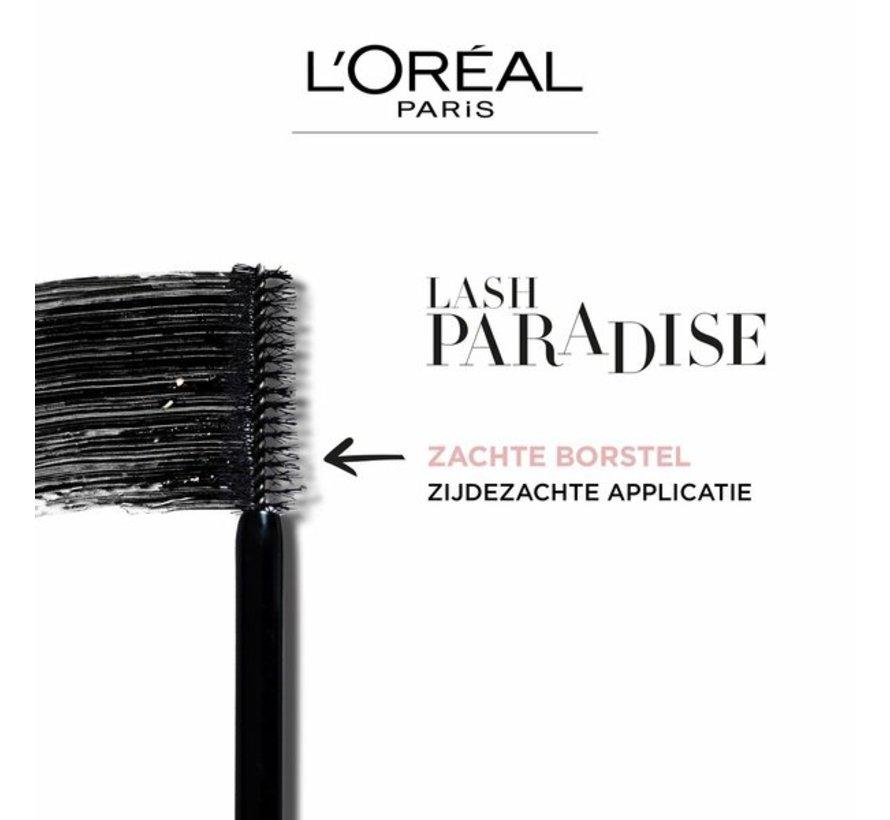 Lash Paradise Black Mascara