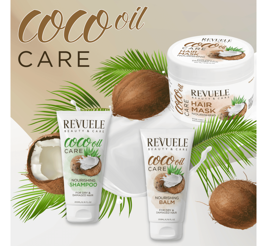 Coco Care - Nourishing Shampoo
