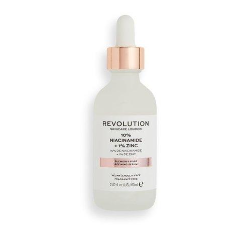 Revolution Skincare SUPER Sized Blemish and Pore Refining Serum - 10% Niacinamide + 1% Zinc