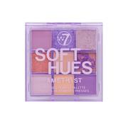W7 Make-Up Soft Hues Palette - Amethyst